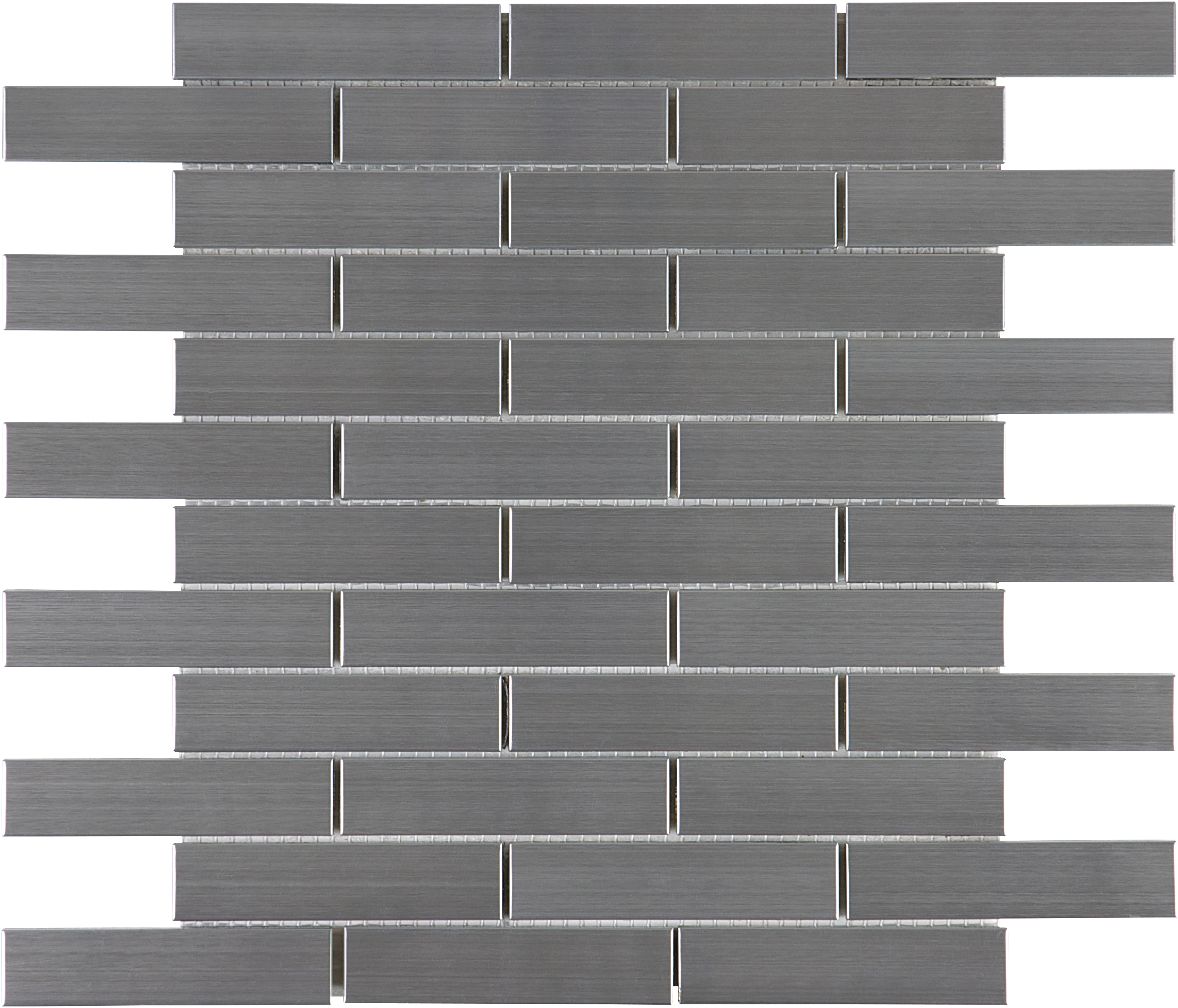 1/4 Stainless Steel Mosaic Tiles