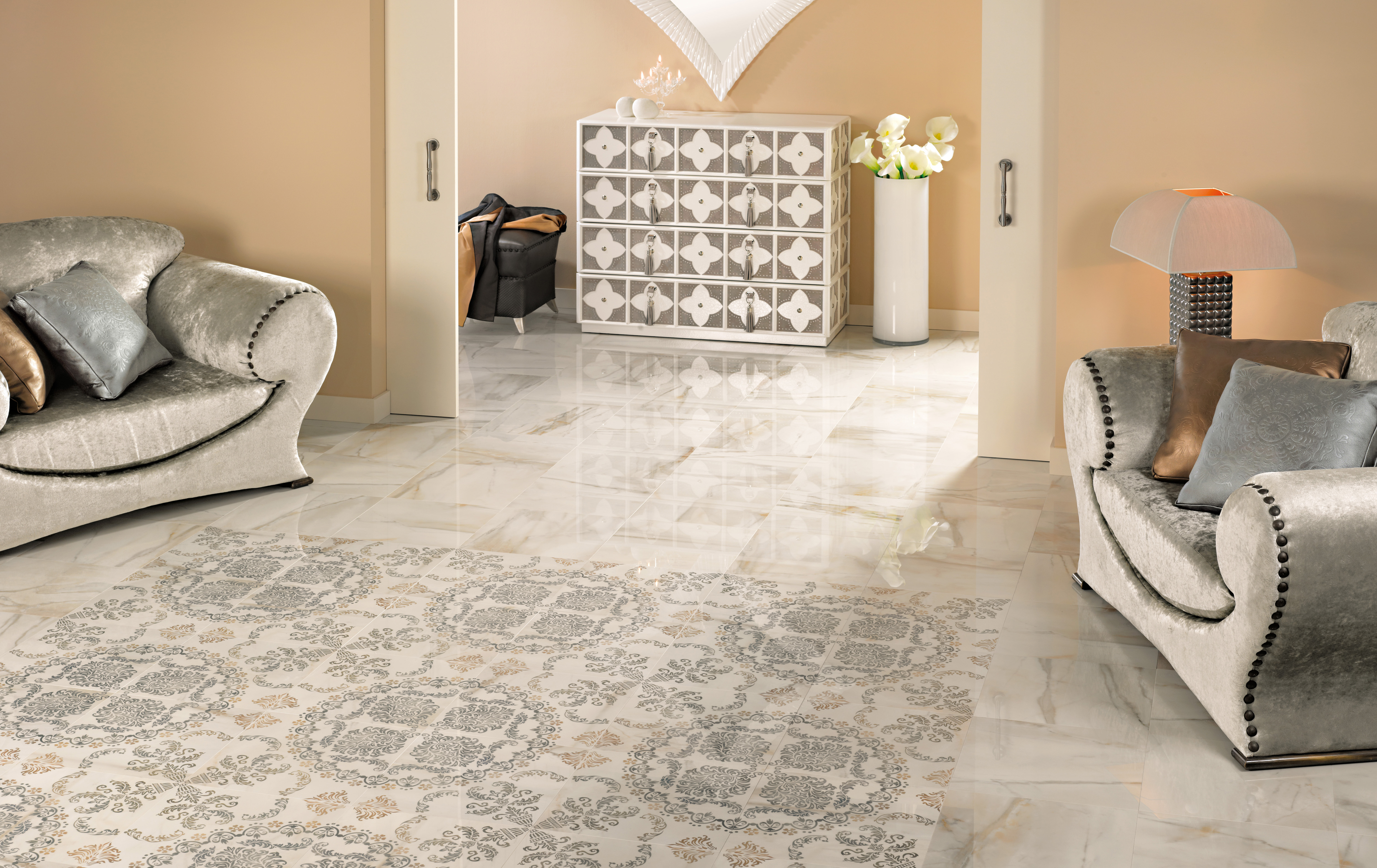 Auris Porcelain Tiles