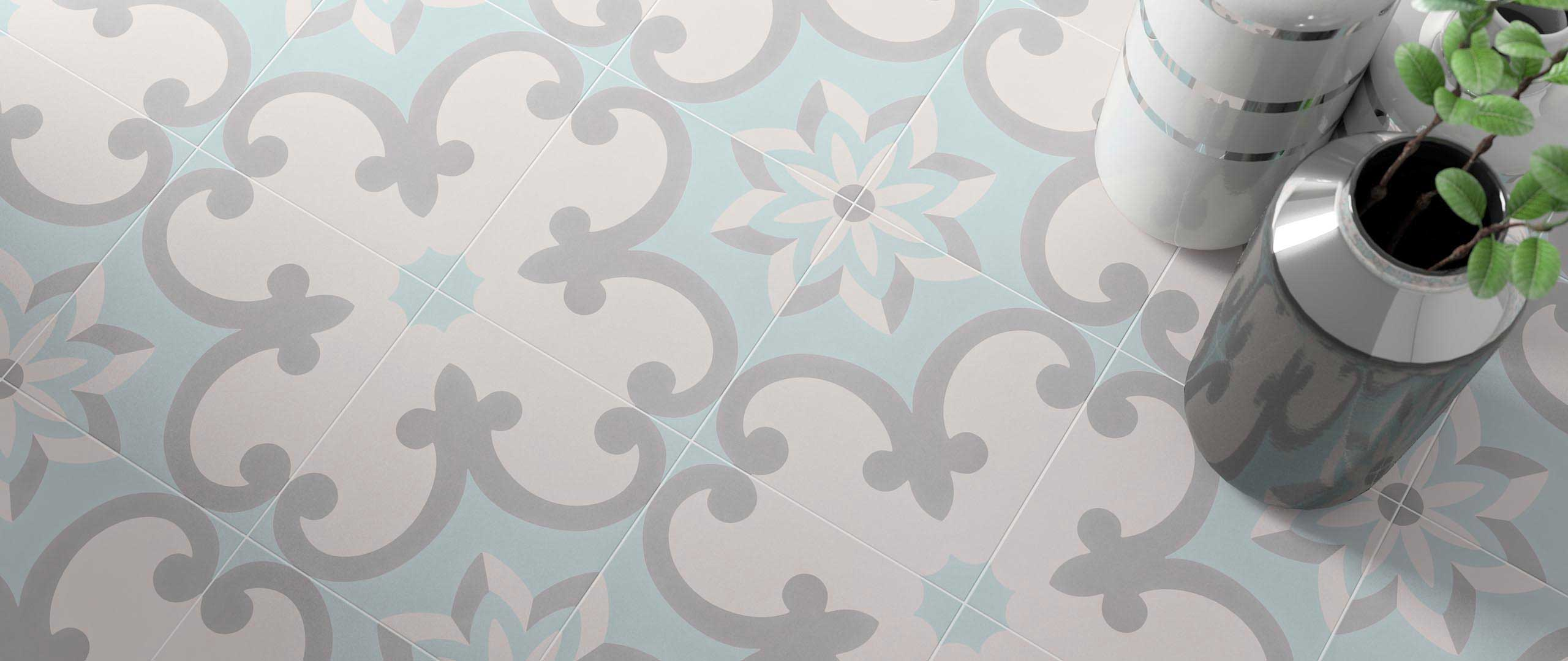 Cement By Wow Porcelain Tiles - SS Tile and Stone Toronto