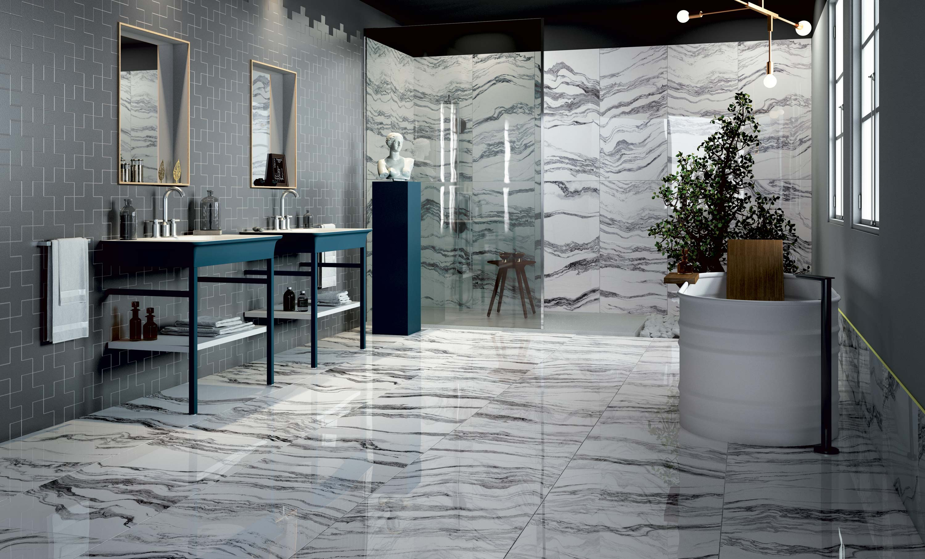 Make your House a Home with Porcelain Designer Tiles
