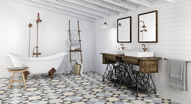 2018 Trend: Encaustic Tiles