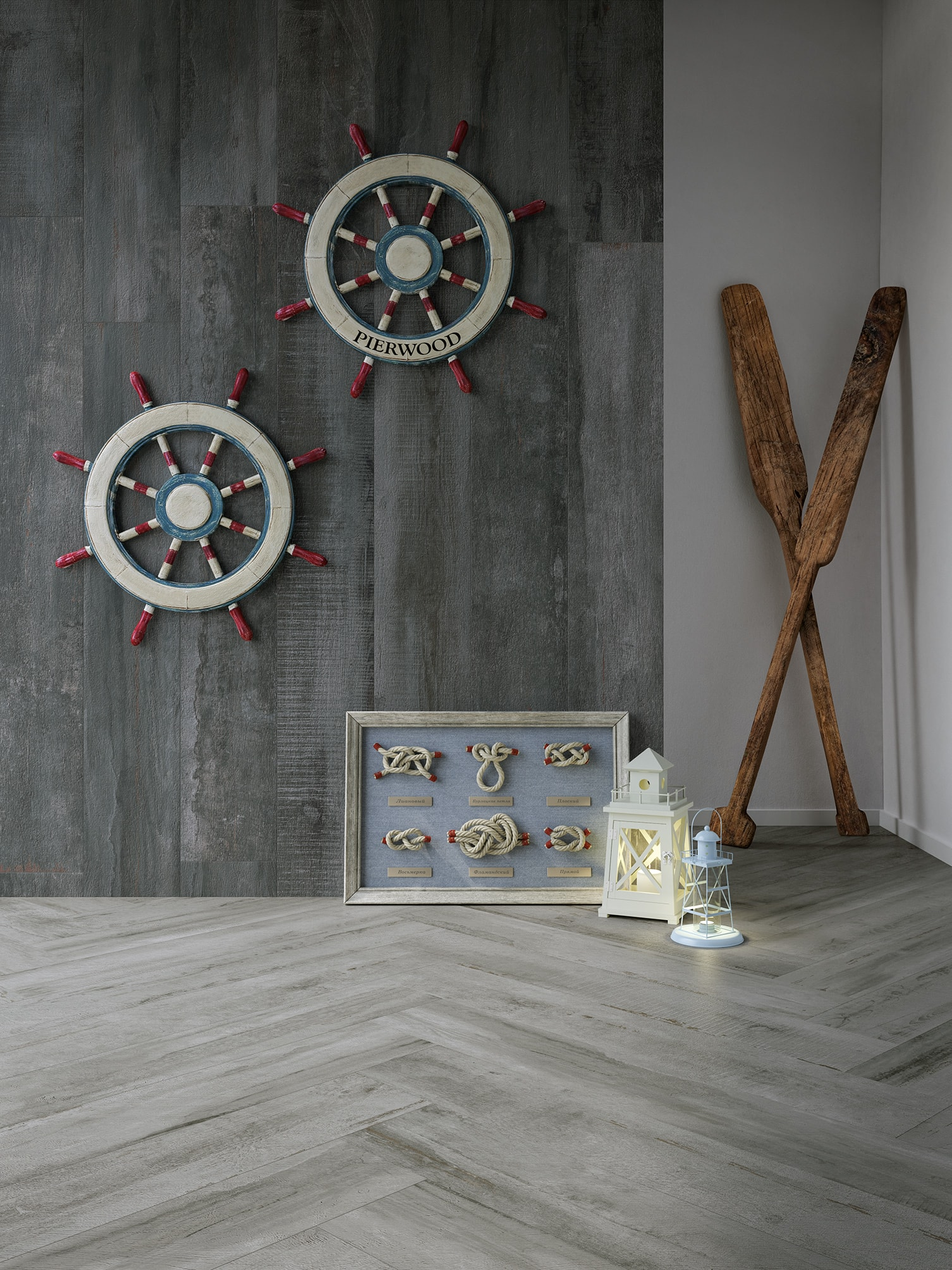 Pierwood By Cisa Ceramiche