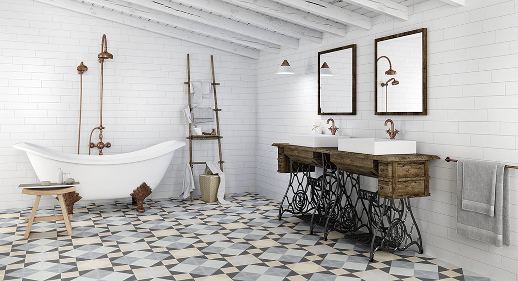 Choosing Between Machine-Pressed Versus Hand-Pressed Encaustic Tiles