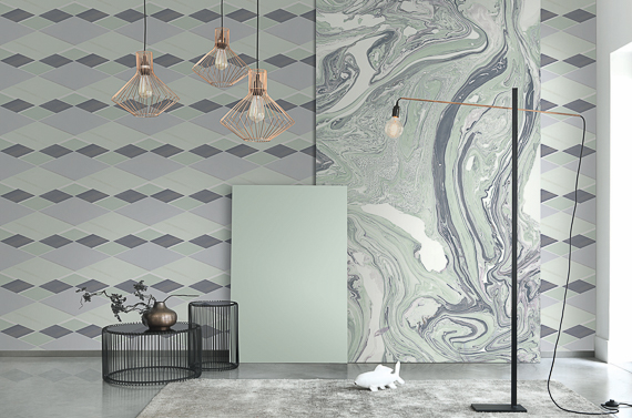 Wallpaper Ss Tile Stone