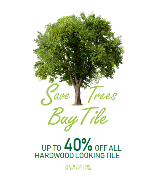 Wood Look Sale!